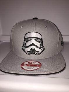New era Star Wars stormtrooper hero sandwich snapback