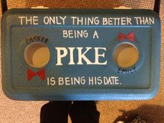 For any frat...too cute!