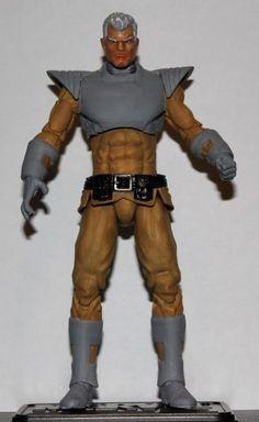 General Phillip Rey (G.I. Joe) Custom Action Figure