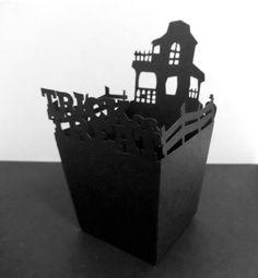 Halloween Favor Box