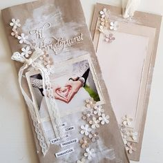 Det er så hyggelig å lage bryllupskort, og lørdag 18.08.18 er nok den store bryllupsdagen 💕 . . . . . #bryllupskort #bryllup #180818… Project Life, Hygge, Gift Wrapping, Projects, Cards, Gifts, Wedding, Instagram, Gift Wrapping Paper