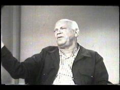 """Eric Hoffer: The Passionate State of Mind"" with Eric Sevareid, CBS, September 19, 1967 (Pt.3)"