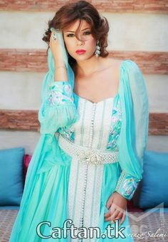 Star en caftan Collection 2013