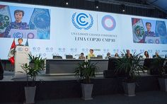 What's the buzz around the Lima #COP20 Climate Change Talks happening until December 12th?  This article summarizes the #COP20 conference in Lima, Peru December 2014.