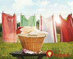 Voňavé prádlo aj bez aviváže? Je to prekvapivo jednoduché!