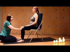 ▶ Comfort Measures in Labor - YouTube the best YouTube video for counter pressure