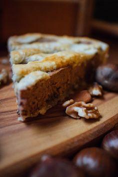 Chestnut Tart... Autumn delight!