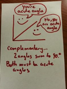 Love this math illustration for angles!