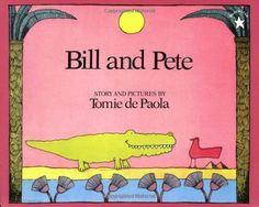 Bill and Pete di Tomie dePaola http://www.amazon.it/dp/0698114000/ref=cm_sw_r_pi_dp_CBOhvb07NX7Q2