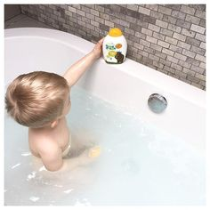 Grizzly bath times have never smelt so good.  Our favourite character and all the goodness of Good Bubble  . . .  We're so glad that you are already enjoying our new Gruffalo collection with Prickly Pear Thank you we are loving seeing your fab posts  like this one of Leo from @mummyintherain  #regram #Gruffalo #goodbubble