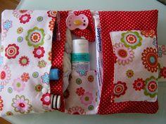 Windeltaschen - Windeltasche Deluxe © in 2 Varianten - ein Designerstück von ds-handmade bei DaWanda