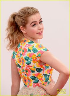 Kiernan Shipka - Emmy Awards 2013