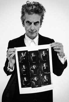 """Because one day I'll just be an overweight has-been, trying to get a meeting with Jenna Coleman and being ejected from a Doctor Who Convention in Bolton for being drunk and disorderly. I mean, this is surely my high point, isn't it?"" Peter Capaldi, reflecting on his life once he eventually leaves Doctor Who, in a 2015 interview in The Telegraph"