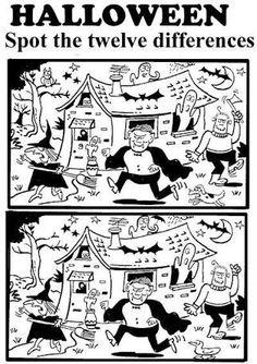Resultado de imagen para halloween worksheet for kindergarten