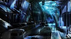 Concept Art World » Dead Space 2 Concept Art by Joseph Cross
