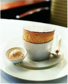 This is a great apricot soufflé recipe - so easy to follow you can't go wrong.