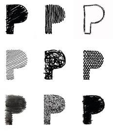P imageの画像
