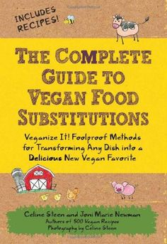 A must-have resource for the vegan chef!