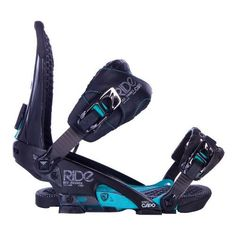 Ride Snowboards Capo Snowboard Bindings - Black L by Ride Snowboards. $269.95. Shredding season has arrived, and the Ride Snowboards Capo Snowboard Bindings are here to take your freestyle game up a notch. This all-mountain freestyle performance binding is packed with technical features, including the super lightweight and flexible Infinity Chassis System with a micro-adjustable mounting system, the ultra lightweight minimalist AstroGlyde LT ratchets, and the Eclipse highba...