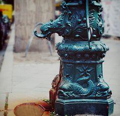 Hidrante. berlin