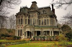 Old Mansions for Sale | The houses in historic Newnan are a little on the small side | Flickr ...