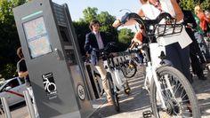 El móvil ayuda a la movilidad por la ciudad