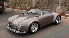 "doyoulikevintage: ""1957 Porsche Speedster """