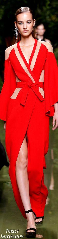 Balmain SS2017 Women's Fashion RTW   Purely Inspiration