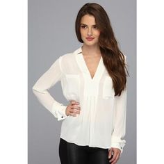 Collection White Silk Blouses Pictures - Reikian