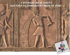 #humor #chistes #fotos #geek #friki #divertido #original #inventos #curiosidades  Entonces me di cuenta que nada ha cambiado en miles de años...los findes son los findes!!! http://www.yougamebay.com