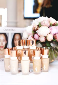 Charlotte Tilbury Magic Foundation: An Exciting New Launch ~ I COVET THEE
