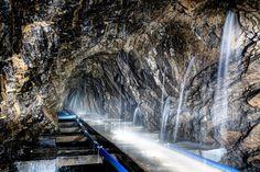 Unser Leitungswasser kommt frisch aus den Bergen 🗻 Innsbruck, Waterfall, Bergen, Outdoor, Alps, Messages, Fresh, Outdoors, Waterfalls