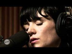 "Nikki Lane performing ""All Or Nothin'"" Live on KCRW - YouTube"
