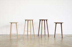 C401 Tabouret/Stool_Kastella ©AdrienWilliams / Prix mobilier résidentiel - Design industriel