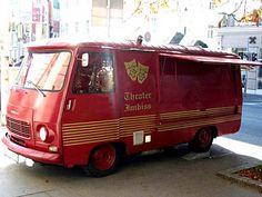 移動販売車(キッチンカー)