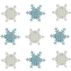 Mini Snowflake Sugar Toppers (Pack of Mixed white and blue Snowflake edible cake toppers Each topper measures Pack of 9 Disney Frozen Party, Elsa Frozen, Frozen Balloons, Frozen Necklace, Airwalker Balloons, Frozen Banner, Ice Cream Tubs, Scene Setters, Edible Cake Toppers