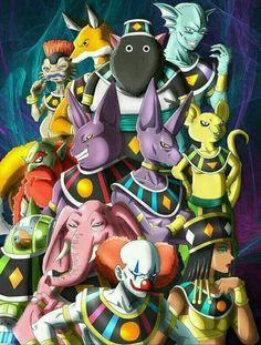 Dioses de la destrucción