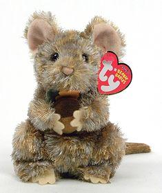 Oakdale - mouse - Ty Beanie Babies