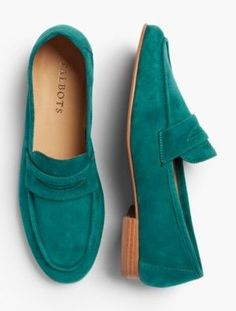 Talbots: Cassidy Loafer : Suede