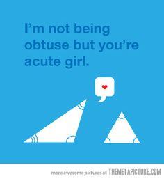 Love triangle…