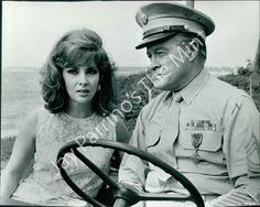 ACH 075 Photo Gina Lollobrigida Bob Hope Scene from The Private Navy of Sgt O' | eBay