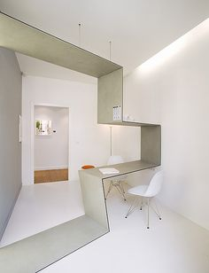 could make a cool consulting room design