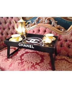 Chanel Serving Tray