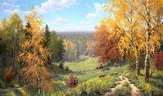 Prace artysty Igor Prishchepa.  (35 zdjęcia)