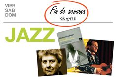 Agenda de fin de semana: Jazz