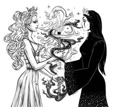 Find images and videos about beauty, art and cool on We Heart It - the app to get lost in what you love. Wiccan, Pagan, Tattoo Drawings, Art Drawings, Occult Art, Sad Art, Witch Art, Gods And Goddesses, Art Inspo