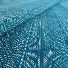 Didymos Indio Petrol (40% hemp, 60% cotton), size 7 Purchased from TBW FSOT forum  (Picture courtesy of Birdie's Room)