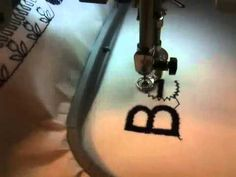 How to Set up the Embroidery set step by step Bernina sewing machine - YouTube