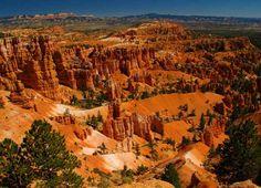 Bryce Canyon National Park — Utah