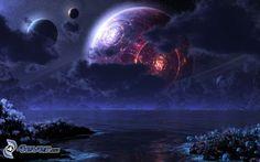 sci fi sea - Google Search